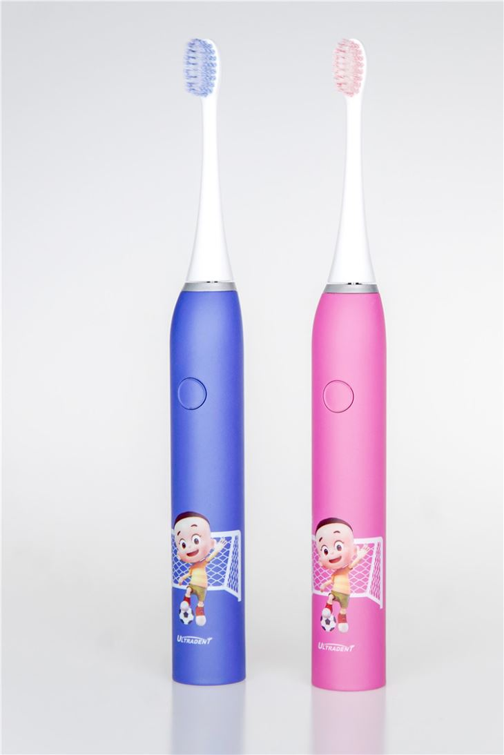 Kids Electric Toothbrush with Toothpaste